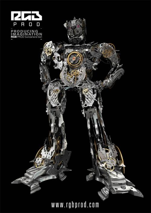 GPHG Robot