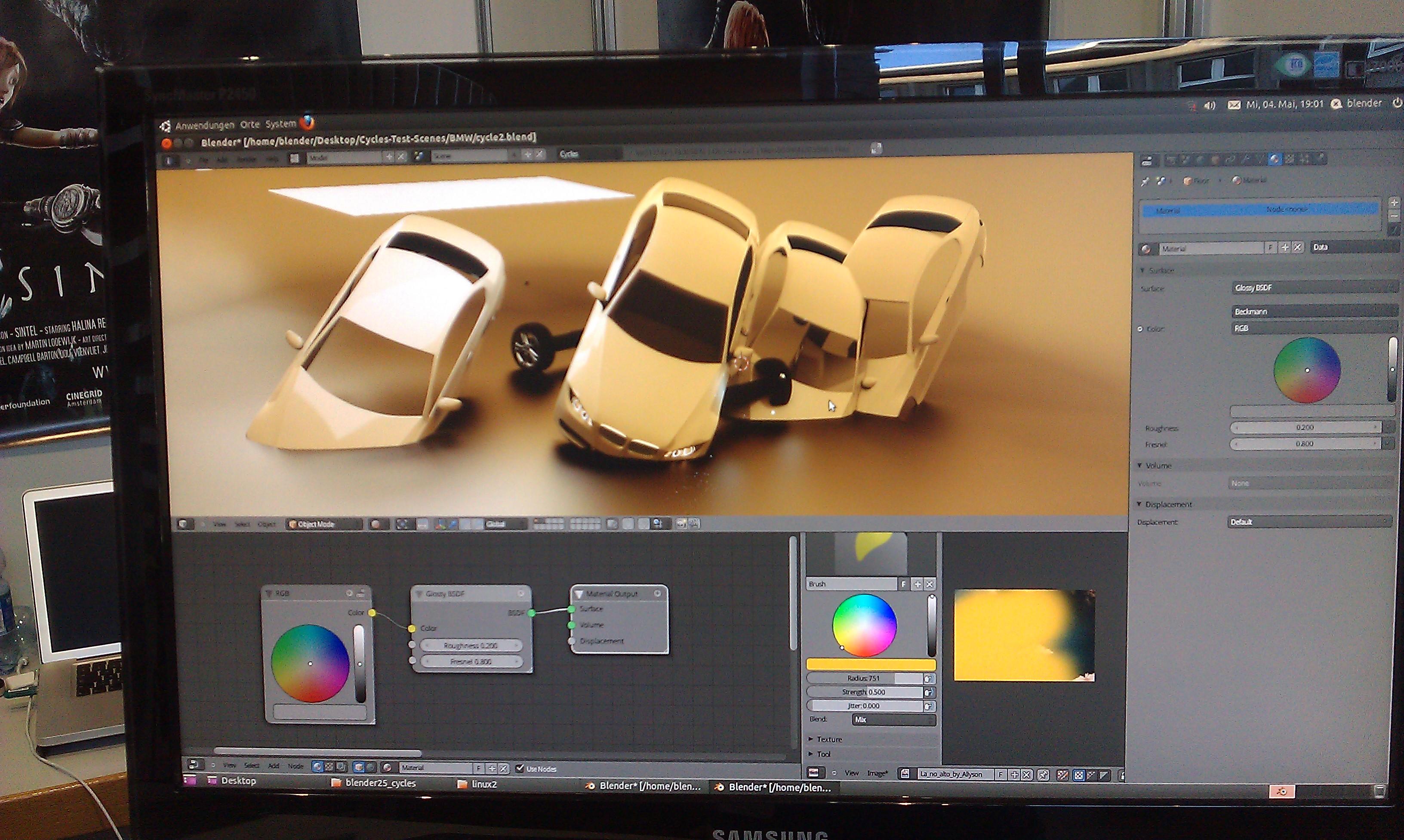 Octane Render - 3DCoat AppLinks testing - 3D Coat Forums